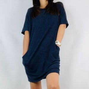 LOFT Casual Dress with front pockets